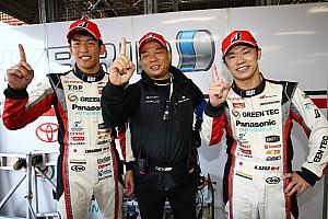 スーパーGT 速報ニュース 【スーパーGT】中山「昨日のマシントラブルを乗り越えた。ポールポジションが嬉しい」