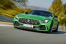 Auto La Mercedes-AMG GT R s'illustre sur le Nürburgring