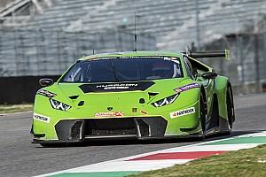 Endurance Qualifying report Christian Engelhart puts GRT Grasser Racing Team Lamborghini on pole for 12H Italy-Mugello