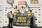 IMSA Corvette boss pays tribute to drivers for 100th IMSA win