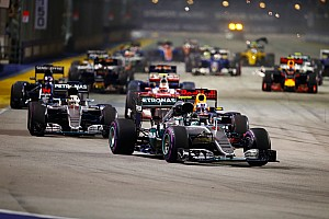 Formula 1 Breaking news Singapore wants to drop F1 race, says Ecclestone