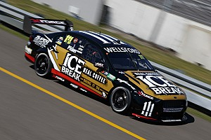 Supercars Qualifying report Ipswich Supercars: Shock pole for Chris Pither