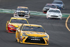 NASCAR Sprint Cup Commentary Opinion: A year of aero changes have changed NASCAR for the better