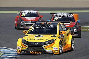 WTCC Breaking news Catsburg hits out at Lopez for Motegi driving standards