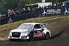 Ралли-Кросс Эрикссон одержал победу в Германии, Экстрём стал чемпионом World RX