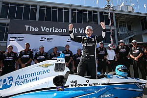 """IndyCar Breaking news Pagenaud: """"Suddenly everything is rolling easily"""""""