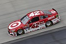 NASCAR Sprint Cup Larson comes to the perfect track as he tries to escape Chase elimination