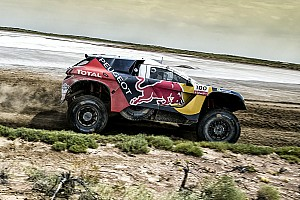 Cross-Country Rally Stage report Silk Way Rally – Leg 9 : An All-Peugeot podium