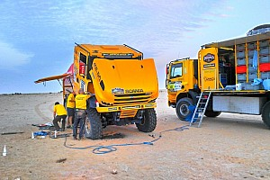 Cross-Country Rally BRÉKING Qualisport Racing: Kegyetlen kezdés Mauritániában