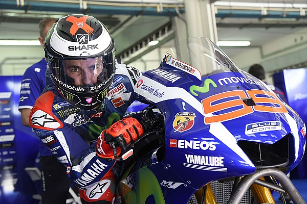 "MotoGP Breaking news Yamaha says renewing Lorenzo's contract a ""priority"""