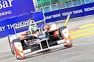 Formula E Mahindra satisfied with