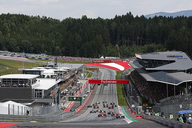 Valtteri Bottas logró la pole position para el GP de Austria