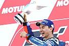 Lorenzo says farewell win a