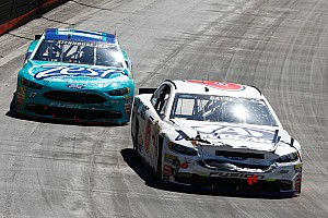 NASCAR Sprint Cup Breaking news Bayne's top five at Bristol his first since 2011 Daytona 500 victory