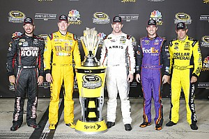NASCAR Sprint Cup Analysis Analysis: Don't hand the NASCAR Sprint Cup trophy to Toyota just yet