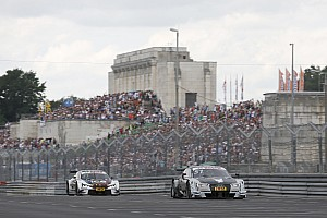 DTM Race report Norisring DTM: Muller beats Blomqvist for second Audi win