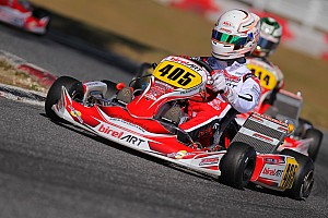Kart Breaking news Askew and Garrison share wins in ROK Shifter