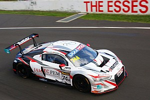 Endurance Practice report Jamec Pem Audi still on top at Mount Panorama