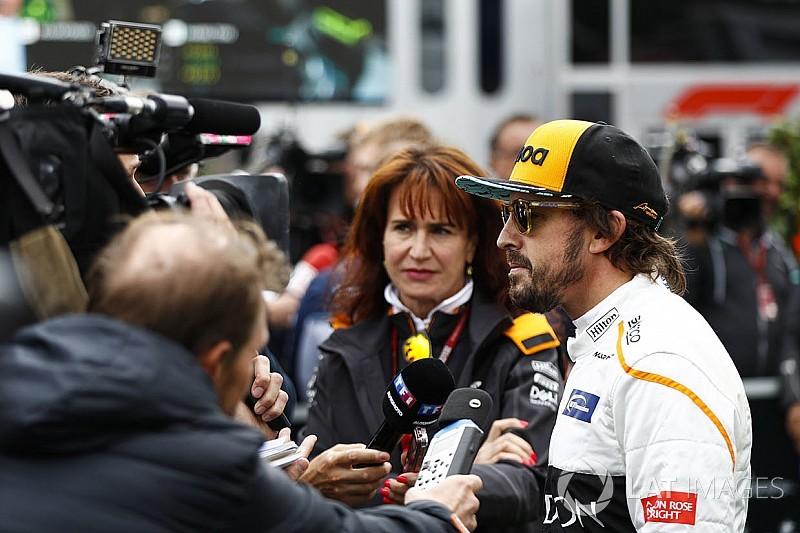 Spectaculaire accident au Grand Prix de Formule 1 de Belgique
