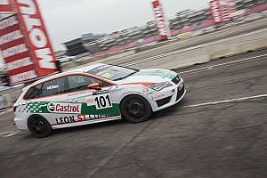 Prodotto Gara Motor Show, SEAT León ST TCS: i finalisti sono Volpato e Greco
