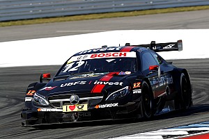 DTM Race report Mercedes-AMG DTM Team leaves Spielberg as leaders in the championship