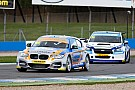 BTCC Donington BTCC: Collard makes it five winners in five races