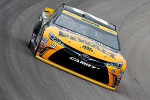 NASCAR Sprint Cup Practice report Matt Kenseth tops final Kansas practice, Kurt Busch finds trouble