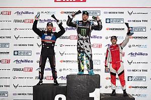 Formula Drift Race report Formula DRIFT Round 4: The Gauntlet Results
