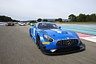 Blancpain Endurance Team Black Falcon's Mercedes ready for the endurance challenge at Monza