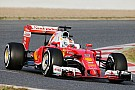 Vettel keeps Ferrari on top in ultra-soft tyre dogfight