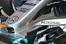 Mercedes reveals radical new nose