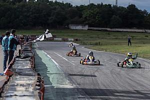 Türkiye - Karting Yarış raporu Kartingde finale doğru