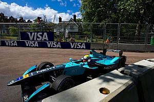 Formula E Race report NextEV TCR Formula E Team: London ePrix Race 2 Report