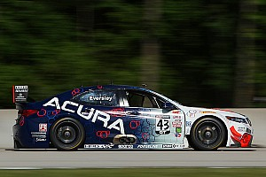 PWC Race report Eversley doubles up in World Challenge GT at Road America