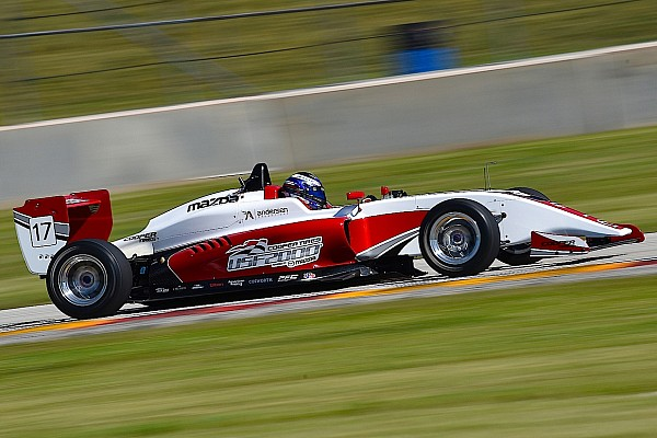 USF2000 Breaking news USF2000 teams to test new Tatuus in October