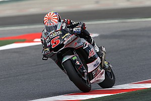 Moto2 Race report Catalunya Moto2: Zarco beats Rins to score emotional win