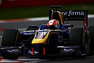 GP2 Barcelona GP2: Lynn takes victory as Giovinazzi crashes hard