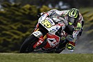 "MotoGP Crutchlow: I was ""terrified"" about crashing out like Marquez"