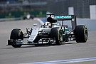 Formula 1 Hamilton and Rosberg go the distance on day one in Sochi