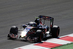Formula 1 Qualifying report Qualifying at Red Bull Ring doesn't go to plan for Toro Rosso