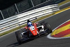 Formula Renault Race report Estoril Eurocup: Palmer inherits win after Norris and Defourny collide