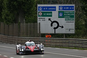 Le Mans Breaking news Buemi: Toyota's Spa engine failure not a concern for Le Mans