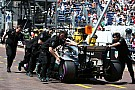 Formula 1 High temperatures caused Mercedes fuel pressure issues