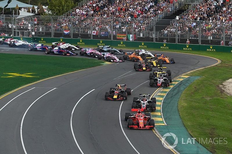 Il campionato di F1 nel 2019 potrebbe iniziare in anticipo