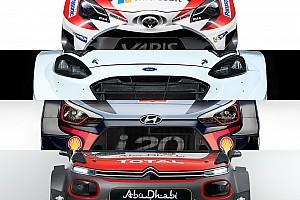 WRC Самое интересное