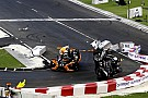 Wehrlein unhurt in dramatic Race Of Champions flip
