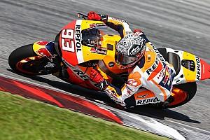 MotoGP Breaking news Marquez says Honda needs to
