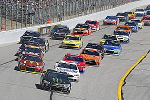 NASCAR Sprint Cup Commentary NASCAR got back to what racing is all about with Atlanta package