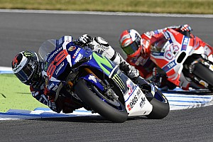MotoGP Breaking news Lorenzo not allowed to talk about Ducati until 2017