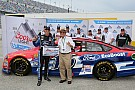 Greg Biffle takes surprise pole at Daytona